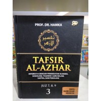 Tafsir Al-Azhar Buya HAMKA Jilid 3