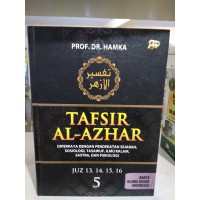 Tafsir Al-Azhar Buya HAMKA Jilid 5