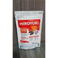 HIROYUKI SUPER BULKY & COLOR MAX 100GR PAKAN PELLET PELET IKAN KOI