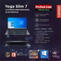 LAPTOP LENOVO YOGA SLIM 7 - AMD RYZEN 7-4800U 16GB 1TB SSD 14 FHD W10