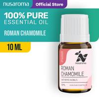 Roman Chamomile Essential Oil | Minyak Chamomile 10 Ml 100% Pure&Natur