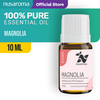 Magnolia Essential Oil ( Minyak Cempaka ) 10 Ml | 100 % Pure % Natural