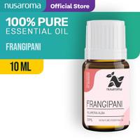 Frangipani Oil ( MInyak Kamboja ) 10 ml | 100 % Pure & Natural