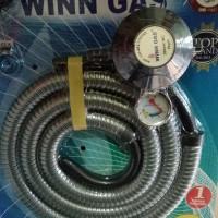 SELANG GAS PAKET WINN GAS 1,8M PREMIUM