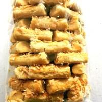Kue Kastengel Keju 500 gram 1/2 kg Kiloan Cemilan Enak Murah Oleh Oleh