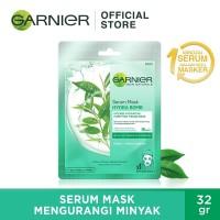 Garnier Serum Mask Hydrabomb Green Tea