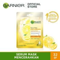 Garnier Serum Mask Light Complete
