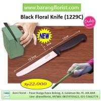 Black Floral Knife (1229C), Aksesoris toko bunga, pisau busa