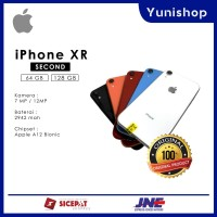 IPHONE XR 64GB Second original mulus