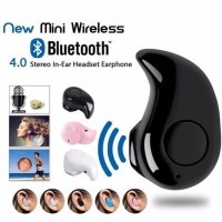 Headset Bluetooth Mini S530 Handsfree Wireless Bluetooth Model Keong