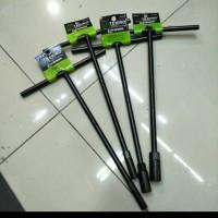 Kunci Sok T TEKIRO set 4pcs 8,10,12,14 mm Kunci T Tekiro set 4 pcs