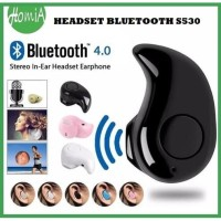 Headset Wireless Bluetooth S530 Handsfree Bluetooth Mini Model Keong
