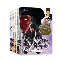 Paket Komik Shalauddin Al Ayyubi 1 - 5