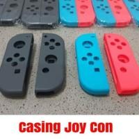 Nintendo Switch Joycon Joy Con Casing Housing Shell Case Neon Original