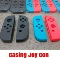 Nintendo Switch Joycon Joy Con Casing Housing Shell Case Grey Original