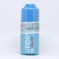 Liquid Peach Freeze Upods Pods Friendly not Salt 100% Authentic Peach