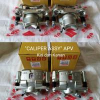 caliper assy/kaliper rem apv 1 set kiri dan kanan