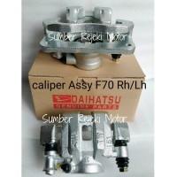 caliper assy/kaliper rem taft f70 kiri dan kanan
