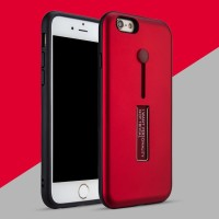 VIVO Y69 Silicone Ring Stand Luxury Soft Gel Armor Case