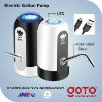 Pompa Galon Elektrik Dispenser Air Minum Recharge