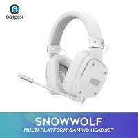 Sades Snowwolf Multi-Platform Gaming Headset