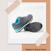 Sepatu Jogging Running Sport Wanita KASOGI olahraga Sneaker Virginia