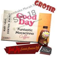Good Day Funtastic Mocacinno kemasan 250ml Per KARTON ISI 24 BOTOL