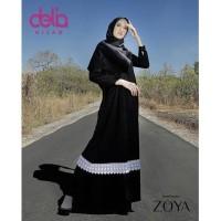 Gamis Syari Modis – Ranisha Dress Zoya – Delia Hijab
