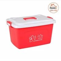Box Container 17 liter Hommy Uranus 7620 GOJEK GRAB ONLY