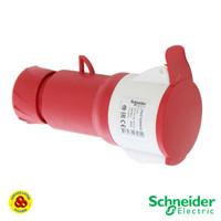 Schneider PKF32M435 3P 32A IP44 3P+N+E 5Pin Mobile Socket Industri