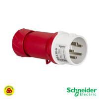 Schneider PKE16M435 3P 16A IP44 3P+N+E 5Pin Industri Straight Plug