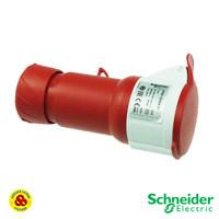Schneider PKF16M435 3P 16A IP44 3P+N+E 5Pin Mobile Socket Industri