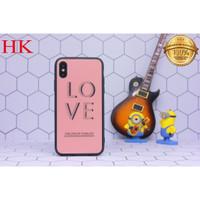 Casing Hardcase Diamond Motif Glass Blink Xiaomi Redmi 6A Redmi 7 7A