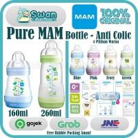 MAM Anti colic Bottle / Pure MAM / Botol Susu Bayi