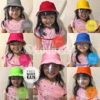 Topi anti corona anak anak