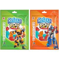 Relaxa Play Transformers – Permen Gummy Rasa Buah