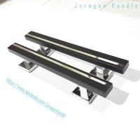 handle pintu rumah minimalis / gagang pintu 33 cm model Stella grosir