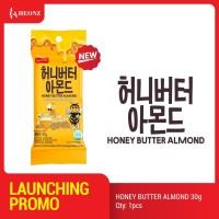 1 Pcs HEONZ Honey Butter Almond 30g