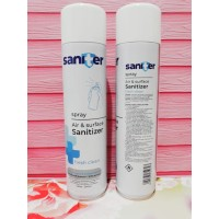 Saniter Spray Air & Surface Sanitizer (200ML) Original 100%
