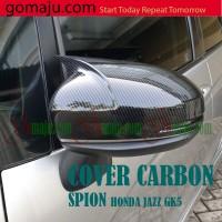 COVER CARBON SPION HONDA JAZZ GK5 CARBON COVER SPION HONDA JAZZ GK5