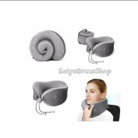Bantal Leher Bantal Pijit Pillow Massage Xiaomi Original