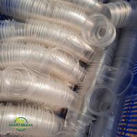 Netpot Plastik Homemade 100 biji