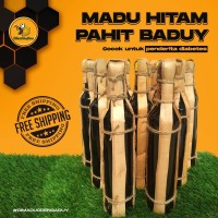Madu Odeng Asli Hutan Suku Baduy HITAM (pahit) 100% Asli Dan Murni