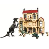 10928 Lego Jurassic World Indoraptor Rampage at Lockwood Estate