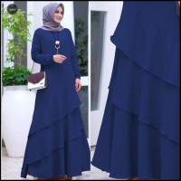 Serenata Dress l Maxi Dres l Fashion Wanita Terbaru & Terlaris