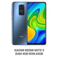Xiaomi Redmi Note 9 4/64 Ram 4gb Rom 64gb Garansi Resmi