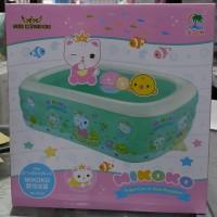 Kolam Mandi Bayi BabyBathtub Spa Pool Mikoko