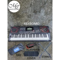 Keyboard CASIO CTX 3000 - CTX3000 - Tas - Stand - Cover - Flashdisk