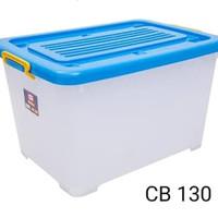Terbaru Mega Container Box 130 Liter Cb 130 Sip 116