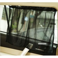 Tirai Jendela Mobil Anti Panas Anti silau Penutup Kaca Mobil